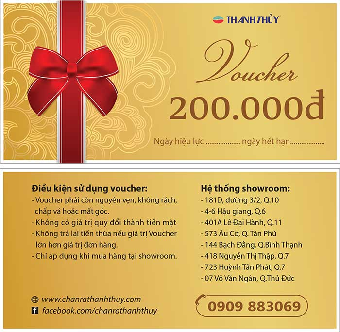voucher thanh thuy